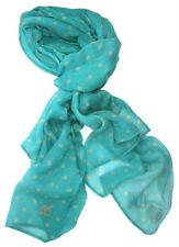 Sciarpe, foulard e scialli da donna a pois in poliestere