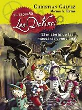 El Pequeño Leo Da Vinci 4. el Misterio de Las Máscaras Venecianas (the...