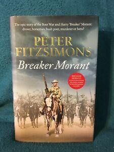 Breaker Morant by Peter Fitzsimons (Hardback)