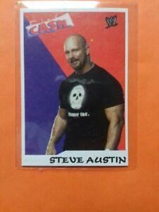 Stone Cold Steve Austin ERSA SMACKDOWN SERIES WWE, WWF,RAW,UNDERTAKER JOHN CENA