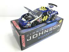 AUTOGRAPHED #48 Lowes Jimmie Johnson 06 Monte Carlo Standard Paint 1:24 Action