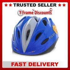 Funkier Talita Kids Helmet in Police Blue - Small (51-54cm)