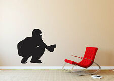 "Baseball Player Catcher Silhouette Wall Vinyl Graphic Decal Bedroom 22"" Tall"