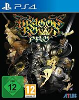 DRAGONS CROWN PRO BATTLE HARDENED EDITION PS4 GAME
