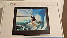 """Nixplay Edge 8"""" Wi-Fi Cloud Digital Photo Frame w/Hi-Res Display Black"""