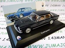 MAS7S voiture 1/43 LEO models : MASERATI collection : Quattroporte I 1963