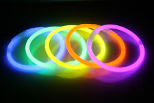 Glow Bracelets - 18 Pack Glow in the Dark at Parties or Clubs Various Mix Pack