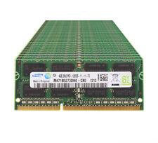 40GB RAM Samsung 10X 4GB DDR3 1600MHz PC3-12800 204PIN SODIMM Laptop Memory