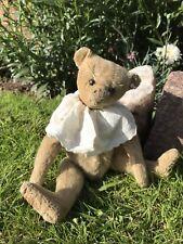 "💛 Pearl | c 1907 Steiff Bear - Rare Old Antique 10"" German Teddy (no button) 💛"