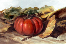 "Tomato Still Life Open Edition Art Print 8""x10"" by Jeff Ward"