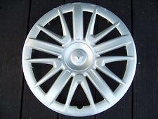 "Original Renault 16"" Zoll Radkappe Radblende / 7711426510 Captur, Scenic, Megane"