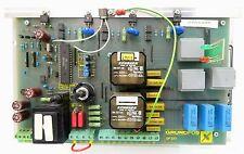 Grundfos DP 222 Steurung Pumpensteuerung Steuerplatine Control Unit 605051 380V~