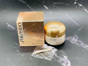 Shiseido Benefiance Nutriperfect Day Cream SPF 18 - 1.8 oz BNIB