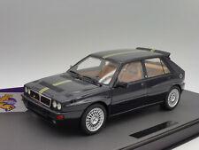 "TOP Marques TM12-01I # Lancia Delta Integrale Evo II Bj.1992 "" dunkelblau "" 1:12"
