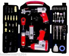 "King Canada Tools 8171 71 PIECE AIR TOOL KIT 1/2"" IMPACT WRENCH RATCHET HAMMER"
