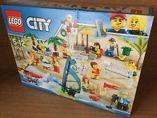 Lego City Stadtbewohner - Ein Tag Am Strand 60153