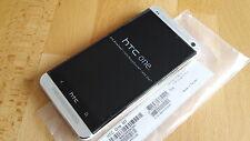 ARGENTO SMARTPHONE HTC ONE m7 - 32gb senza SIM-lock con qualsiasi SIM utilizzabile...