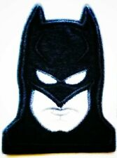 """Batman Patch Comic Super Hero Embroidered Iron or Sew On Applique 2.00"""" X 2.75"""""""