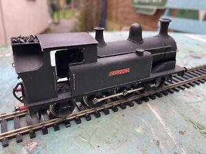 00 Kit Built Brass Locomotive 0-6-2T