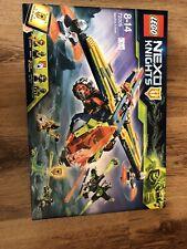 Lego Nexo Knight 72005 Aaron's X-bow