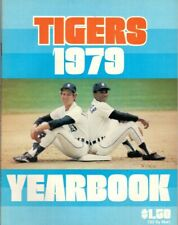 1979 Detroit Tigers Yearbook