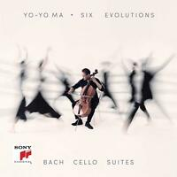 Yo-Yo Ma - Six Evolutions [CD]