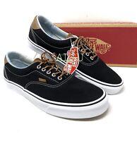 VANS Era 59 C L Black Asid Canvas Men's Sneakers VN0A38FSQK3