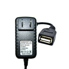 WALL charger +USB EXTEND cable FOR Sony Handycam HDR PJ260V HDR PJ260 Camcorder