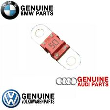 For Audi A3 Volkswagen GTI BMW E82 E88 Main Fuses 50Amp Genuine N10525502