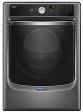 NEW!! Maytag MGD8200FC 27 Inch 7.4 cu. ft. GAS Dryer with Steam Metallic Slate