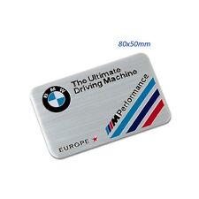 Emblema BMW M Driving Machine (e31,e34,e46,e90,e92,e57,e87,e39,320,318,x3)badge