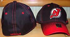 Reebok New Jersey Devils 2009 Contrast Hat Cap S/M NHL
