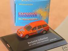 selten: Herpa VW Passat Sondermodell EXPO 2000 Hannover