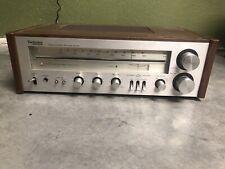 New ListingTechnics by Panasonic Sa-200 Vintage Am/Fm Stereo Receiver