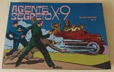 AGENTE SEGRETO X-9 (YELLOW KID nr. 90 - ed. Comic Art)