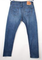 Levi's Strauss & Co Hommes 508 Slim Jeans Jambe Droite Taille W33 L32 BCZ657