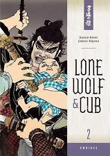 Lone Wolf and Cub Omnibus Volume 2-ExLibrary