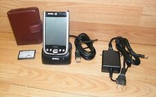 Genuine Dell Axim X50v Windows Handheld Mobile Pocket PDA With Charger Bundle