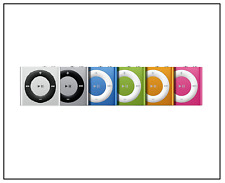 Swim iPod Shuffle MP3 Player & Buds 100% Waterproof- Superior Swim Bundle