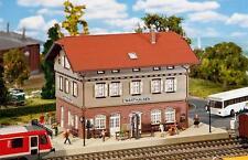 110123 Faller Ho Kit of Warthausen Station - New