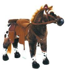 """Happy People 58937 - Cowboypferd """"Anglo-Araber"""", mit Sound, Tragkraft ca. 100 kg"""