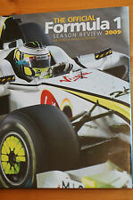 Rare Official F1 Season Review 2009 Heavy Top Quality Edition for F1 Fans Mint