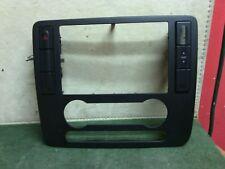 2004 -2007 Ford Freestar Climate control BEZEL black hazard & passenger air bag