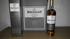 Macallan Fine Oak 10 Jahre alt  - Single Malt Whisky - 0,7L - 40% Vol.