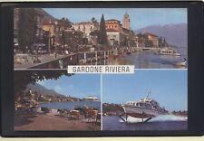 GARDONE RIVIERA (BS) PUZZLE DEL PAESE SUL LAGO DI GARDA  G34