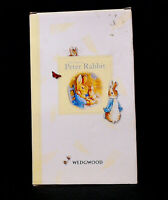 WEDGWOOD THE ORIGINAL BEATRIX POTTER PETER RABBIT 3 PIECE SET ~ FREE PRIORITY