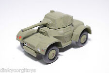 DINKY TOYS 670 ARMOURED CAR AMRY GREEN EXCELLENT REPAINT