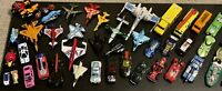 Lot of toy Die Cast cars, Motorcycles, Trucks & planes. Various Brands And Sizes