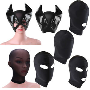 Soft Breathable Sexy Sheer Stockings Headgear Role Play Costume For Male Female