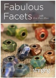 New Jewelry DVD Making Fabulous Facets by Erin Prais-Hintz